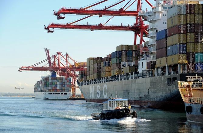 NSW Ports Handover